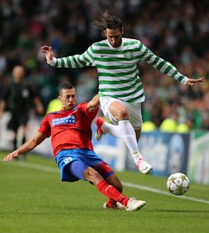 Giorgos Samaras has been a key performer for Celtic in Europe