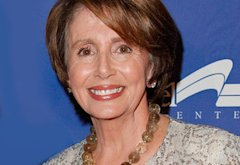 Nancy Pelosi | Photo Credits: Imeh Akpanudosen/Getty Images