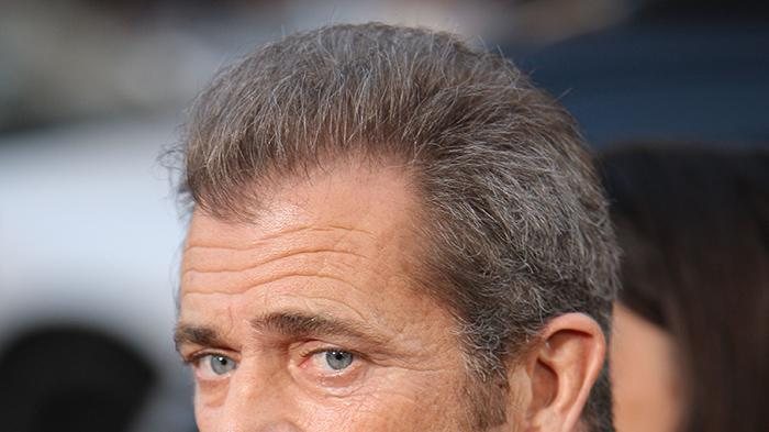 Mel Gibson attends the premiere for 'X-Men Origins: Wolverine'