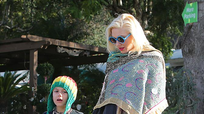Gwen Stefani, Kingston Rossdale