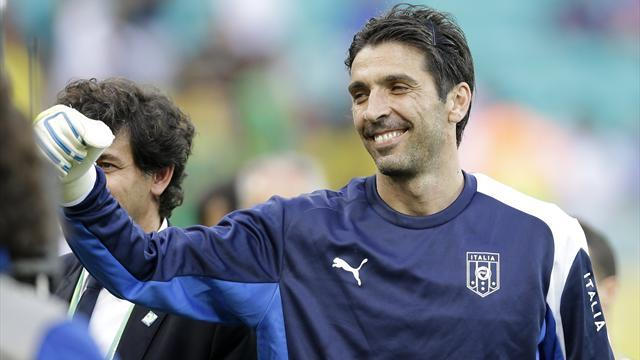 Champions League - Buffon: I'd give up four years for Champions League medal