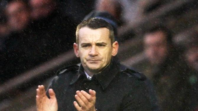Danny Lennon's St Mirren progressed at the expense of Brechin