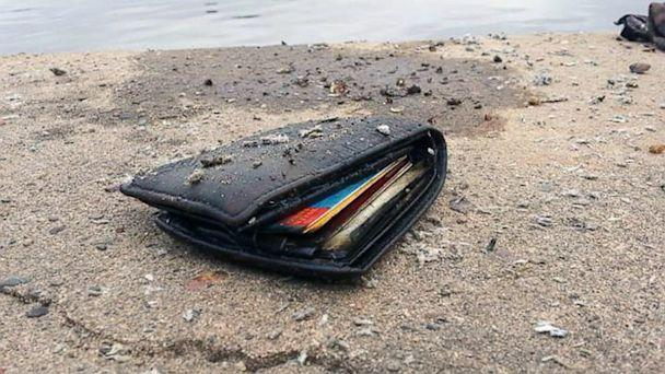 Fisherman Reels in Wallet Stolen 3 Years Ago