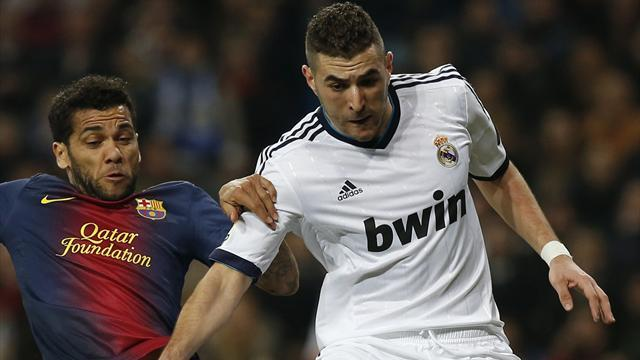 Liga - Real's Benzema hit with driving ban, fine for speeding