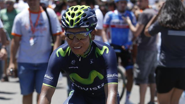 Cycling - Hot prospect Quintana content to play second fiddle