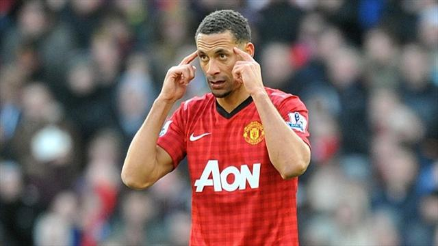 Premier League - Ferdinand put career before country