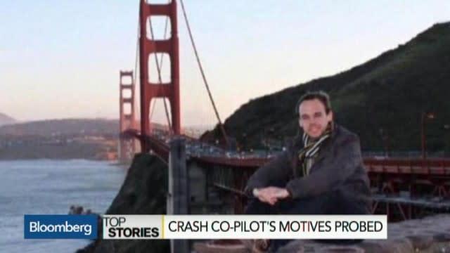 Prosecutors: Evidence Germanwings co-pilot hid illness