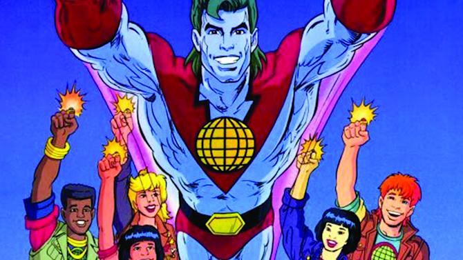 The power is yours! Leo DiCaprio is making a 'Captain Planet' movie