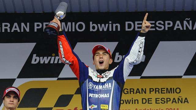 Lorenzo's roll firm championship form