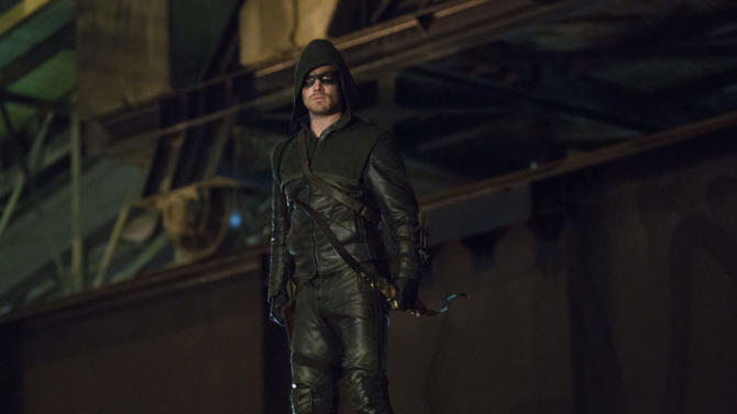 """""""Arrow"""" -- """"Honor Thy Father"""""""