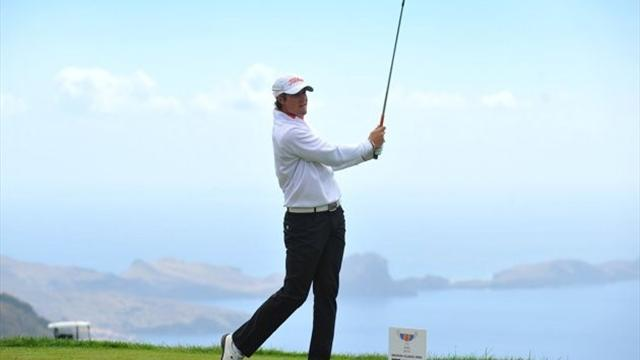 Golf - Uihlein wins Madeira Islands Open