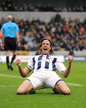 Jonas Olsson has been a lynchpin in West Brom's defence since arriving in 2008