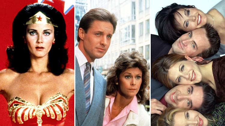 "Stage 24 (""Wonder Woman,"" ""Scarecrow and Mrs. King,"" ""Friends"")"