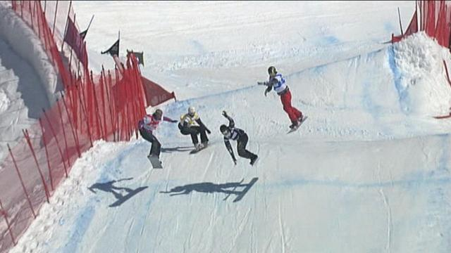Snowboard - Snowboardcross opener given green light