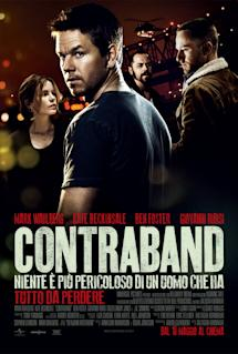 Poster di Contraband