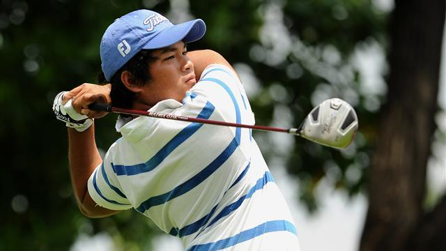 Golf - Thailand's Thitiphun leads in Taiwan