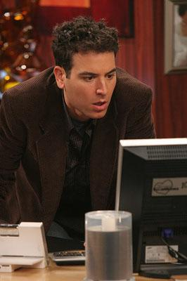 "Josh Radnor as Ted CBS' ""How I Met Your Mother"""