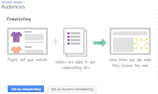 How to Set Up a Remarketing Campaign in Adwords image Adwords Audiences Remarketing