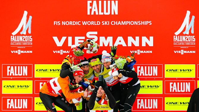 Men's Nordic Combined HS134/2x7.5km Team Sprint - FIS Nordic World Ski Championships
