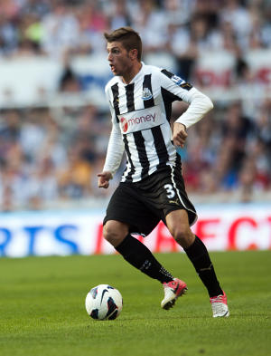Davide Santon knows Newcastle have to improve