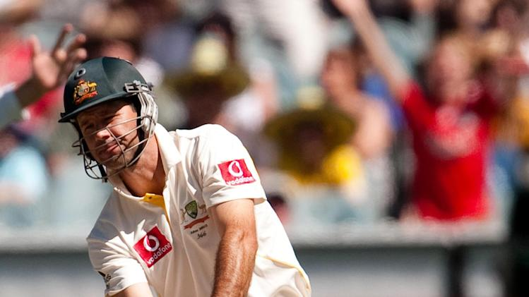Ricky Ponting was not the only Australian batsman to fail on day two