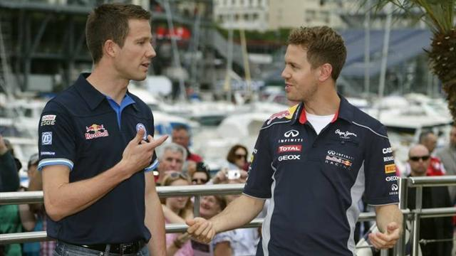 WRC - Ogier proposes F1-Rally swap with Vettel
