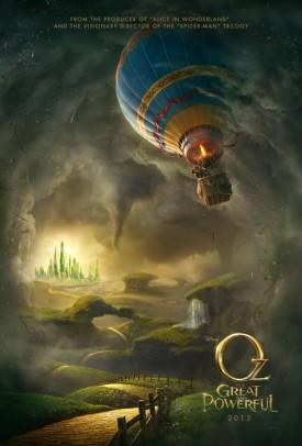 'Oz' Wizardry Powers Great $150.2M Global: $80.3M Domestic Is 2013′s First Huge Weekend And Third Highest March Debut