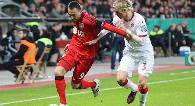 Video: Bayer Leverkusen vs Kaiserslautern
