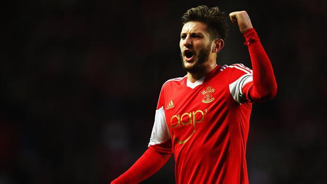 Premier League - Liverpool continue to target Lallana