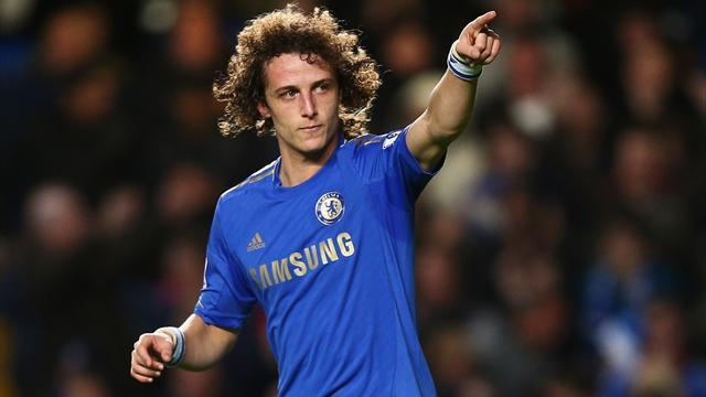 Liga - Luiz to complete Barca move - report