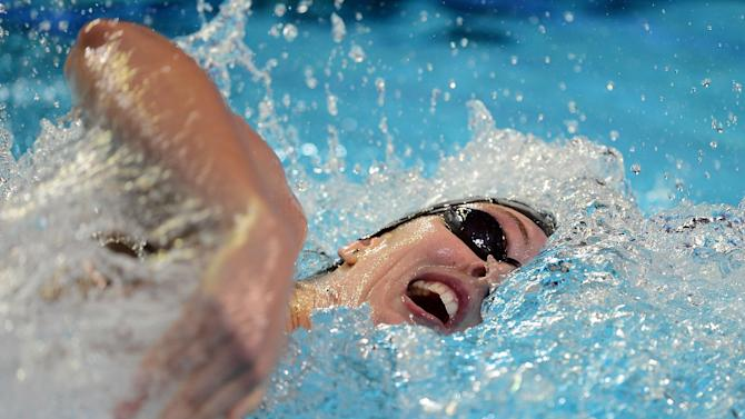 11th FINA World Swimming Championships (25m) - Day Five