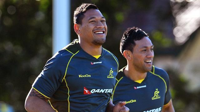 Rugby Championship - Wallabies sticking 'tight' despite criticism