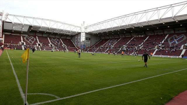 Football - Hearts hit with points deduction