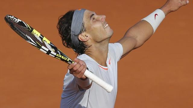 Tennis - Nadal first to qualify for ATP Tour Finals