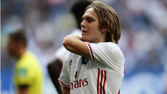 Hamburg must take the pressure off Halilovic, says Gisdol
