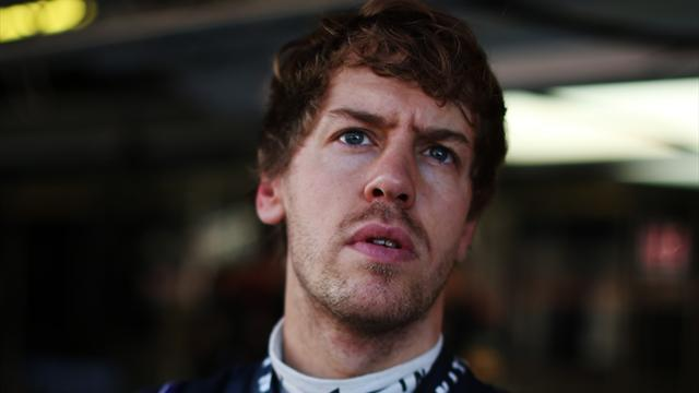 Formula 1 - Vettel 'disappointed' with Red Bull testing