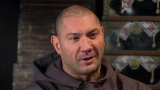The Man With The Iron Fists: Dave Bautista On How He Got Involved In The Project