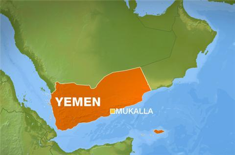 Yemen intelligence post hit by suicide bomber