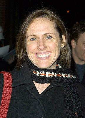 Premiere: Molly Shannon at the New York City premiere party for Storytelling - 1/22/2002