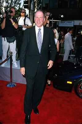 Premiere: Michael Eisner at the Westwood, CA National Theatre premiere of Touchstone's Gone In 60 Seconds - 6/5/2000