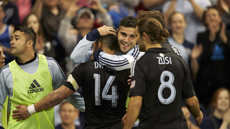 MLS: Montreal Impact at Sporting KC