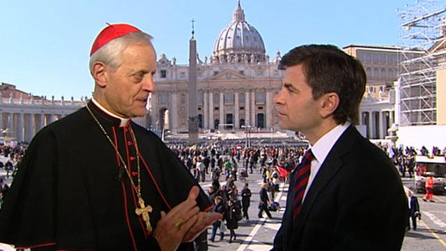 Cardinal: US Pope Would Be Unwise