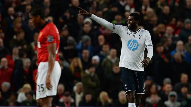 FA Cup - Team news: Adebayor passed fit to face Arsenal