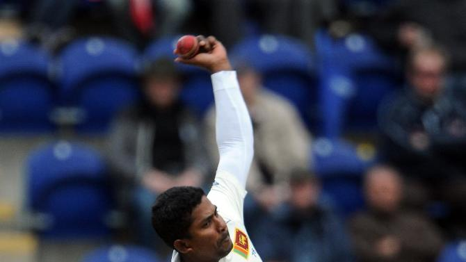 Rangana Herath brought Sri Lanka back into the second Test against New Zealand