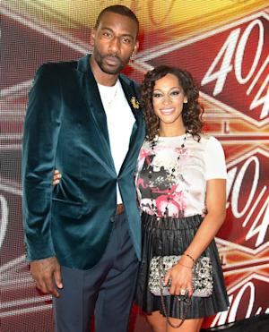 Amar'e Stoudemire, New York Knicks Player, Marries Alexis Welch