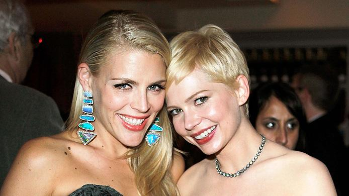 Busy Phillips, Michelle Williams