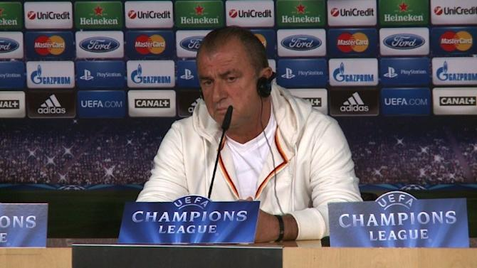 Galatasaray confident ahead of Madrid clash