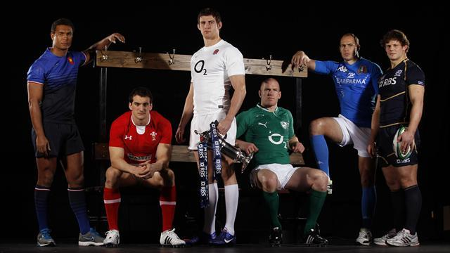 Rugby - Six Nations championship winners