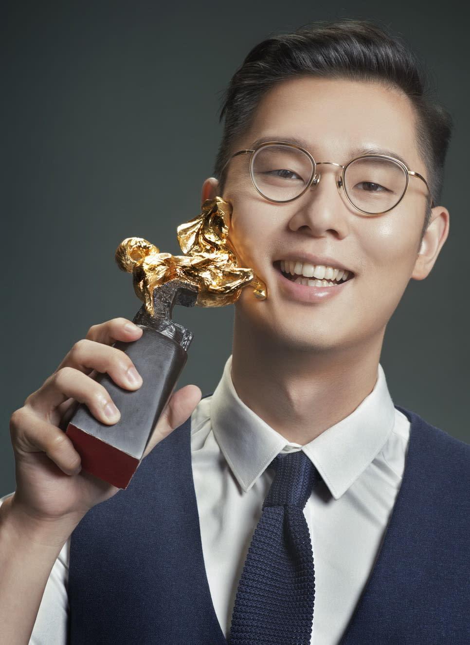第56屆金馬獎最佳新導演入圍者:《聖人大盜》徐嘉凱