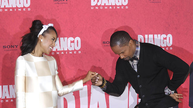 Kerry Washington, Jamie Foxx